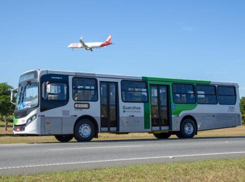 Novos Ônibus | Vila Galvão