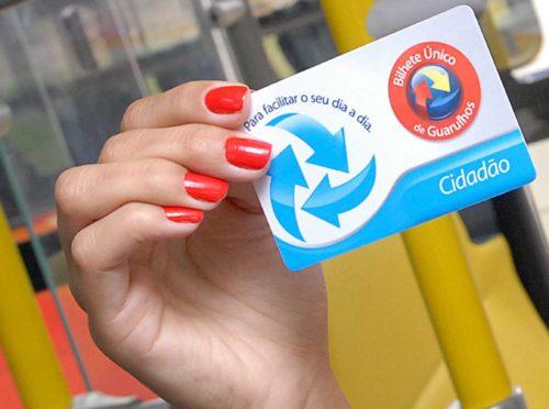 Bilhete Único de Guarulhos | Cidadão